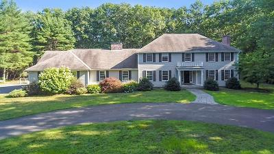 Concord Single Family Home Under Agreement: 209 Caterina Heights