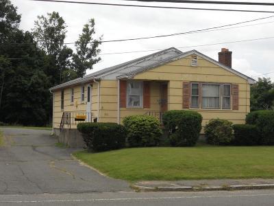 Brockton Single Family Home Under Agreement: 806 Oak St