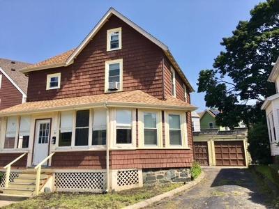 Boston Single Family Home Under Agreement: 39 Saunders St