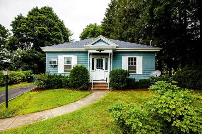 East Bridgewater Single Family Home Under Agreement: 268 Belmont St
