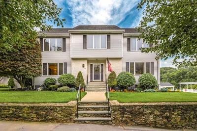 Stoneham Single Family Home Sold: 30 Ellen Road