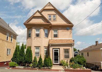 Revere Multi Family Home Under Agreement: 67 Warren St