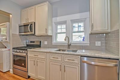 Malden Rental For Rent: 52 Fairview Ave. #1