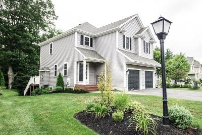 East Bridgewater Single Family Home Under Agreement: 57 Surrey Lane #57