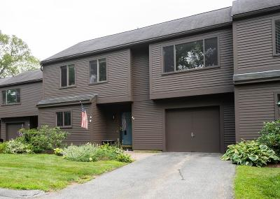 Ipswich Condo/Townhouse Under Agreement: 401 Colonial Drive #44