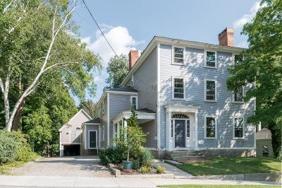 Ipswich Multi Family Home Under Agreement: 19 N Main St