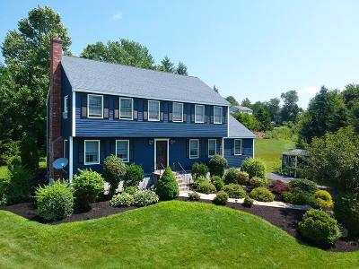 Methuen Single Family Home Under Agreement: 13 Blackberry Lane