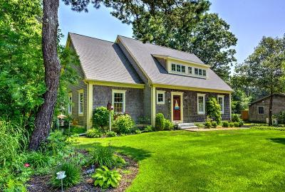 Sandwich Single Family Home Under Agreement: 58 Ploughed Neck Rd