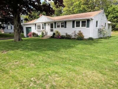 Marlborough Single Family Home For Sale: 228 Framingham Rd