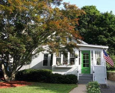 Wakefield Single Family Home Under Agreement: 4 Western Ave