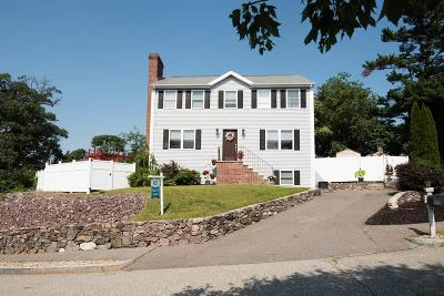 Saugus Single Family Home Under Agreement: 2 Vintage Dr