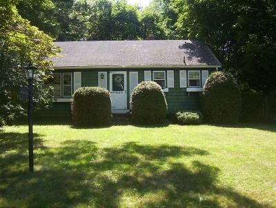 East Bridgewater Single Family Home For Sale: 26 Oakwood Ter