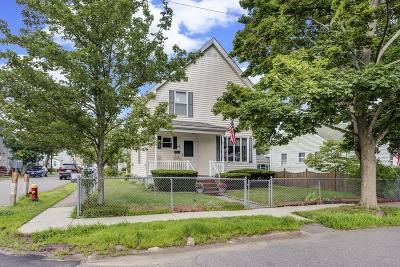 Peabody Single Family Home For Sale: 59 Bay State Rd