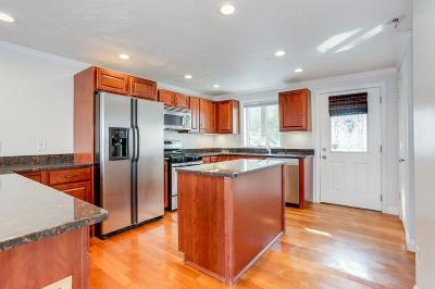 Condo/Townhouse For Sale: 35 Parker St #35
