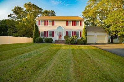 Randolph Single Family Home For Sale: 12 Cunningham Circle