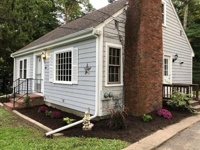 Halifax Single Family Home Under Agreement: 668 Plymouth Street