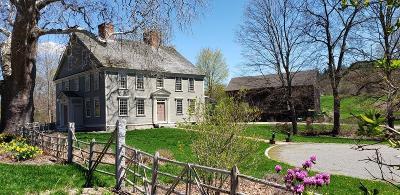 Harvard Single Family Home For Sale: 327 Still River Rd