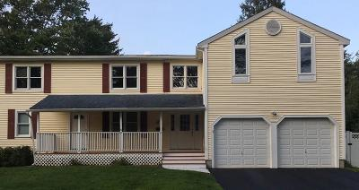 Northborough Single Family Home For Sale: 31 Jefferson Road