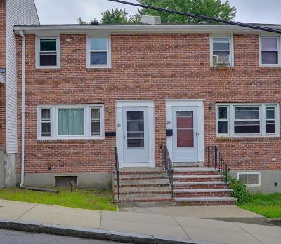 Boston Single Family Home Under Agreement: 24 Manning Street