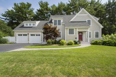Marshfield Single Family Home For Sale: 1 Cranberry Cv
