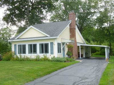 West Brookfield Single Family Home For Sale: 55-56 Lakeshore Dr.