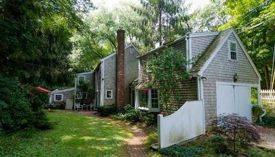 Sandwich Single Family Home For Sale: 102 Main St