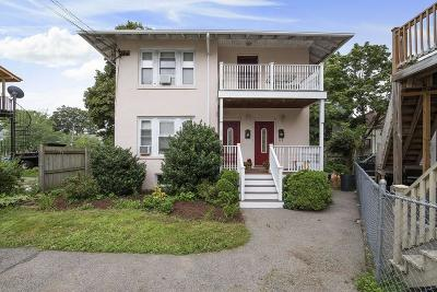 Waltham Condo/Townhouse For Sale: 65 Lowell St #1