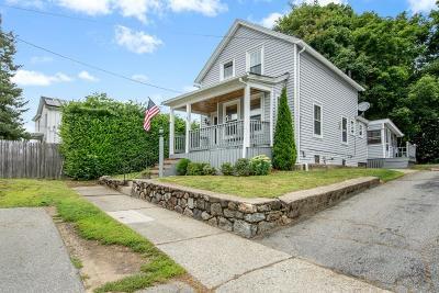 Marlborough Single Family Home Contingent: 85 Huntington Ave