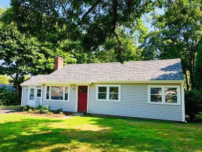 RI-Bristol County Single Family Home Contingent: 4 Western