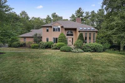 Duxbury Single Family Home For Sale: 20 Homestead Pl