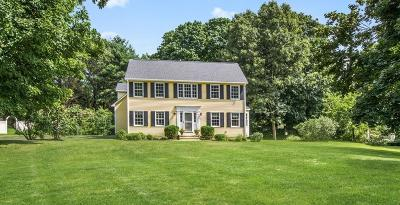 Franklin Single Family Home Under Agreement: 12 Stewart St