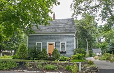 Kingston Single Family Home Under Agreement: 6 Brewster Rd