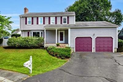 Woburn Single Family Home For Sale: 5 Markham Terrace