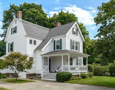 Concord Single Family Home For Sale: 45 Stow Street