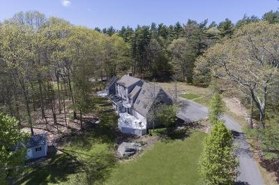 Norwell Single Family Home Price Changed: 34 Cross Street