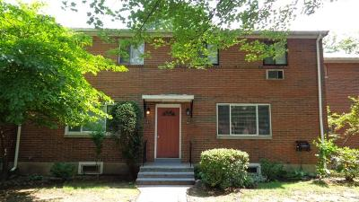 Framingham Condo/Townhouse For Sale: 84 Bishop Dr #84