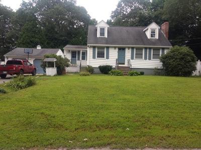 Stoughton Single Family Home For Sale: 213 Fourth St