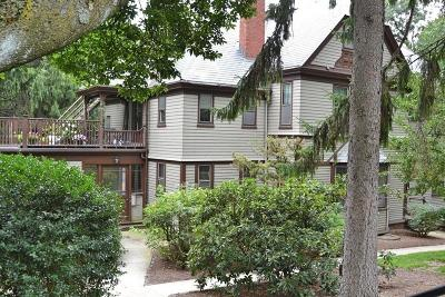 Condo/Townhouse Under Agreement: 1010 Centre Street #2