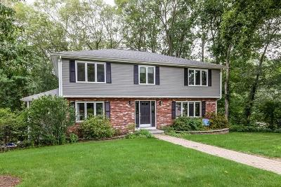 Canton Single Family Home Under Agreement: 22 Fairview Rd