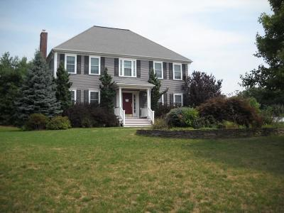 Attleboro Single Family Home For Sale: 72 Brigham Hill Rd