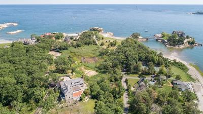 Cohasset MA Single Family Home For Sale: $3,995,000