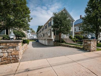 Waltham Condo/Townhouse Under Agreement: 36 Prospect St #3