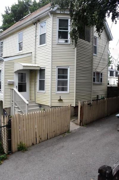 Somerville Single Family Home Under Agreement: 4 Lincoln Place