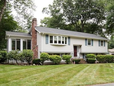 Canton Single Family Home Under Agreement: 27 Kings Rd