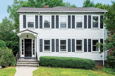 Newton Condo/Townhouse Under Agreement: 136 Eastbourne Rd #136