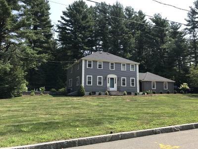 Hanover Single Family Home Under Agreement: 43 Mayflower Circle