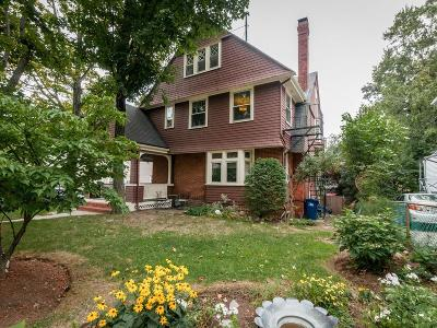 Boston Condo/Townhouse Under Agreement: 72 Englewood Ave #3