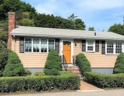 Wakefield Single Family Home Under Agreement: 18 Valley Street