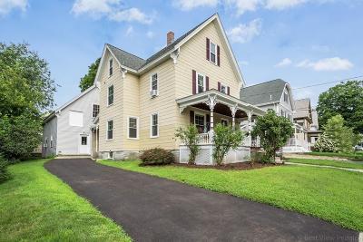 Hudson Single Family Home Under Agreement: 66 Warner Street