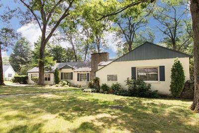 Mansfield Single Family Home For Sale: 155 Park Street